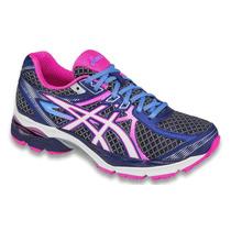 Zapatillas Running Asics Gel Flux 3 Mujer Nuevas Importadas