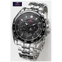 Relógio Casio Edifice Red Bull Ef-550rbsp-1av
