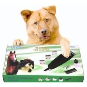 Máquina De Tosa Tosquiar Tosar Cachorro Gato 220 Volts