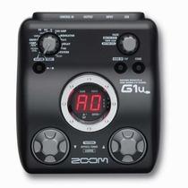 G1u Pedaleira Zoom G1 Usb Para Guitarra G1usb Novo Original
