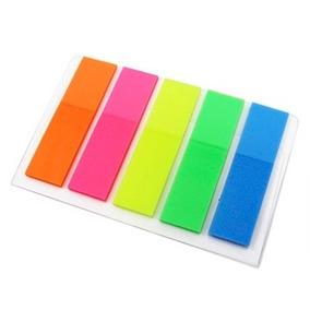 Kit X16 Set Memo Sticky Banderitas Magic Index-multicolor