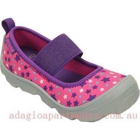 Crocs Busy Day Nena Sandalia Elegante Comoda Ajuste Original