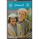 Simon & Garfunkel - K7 Cassete Greatest Hits- Não É Cd Ou Lp