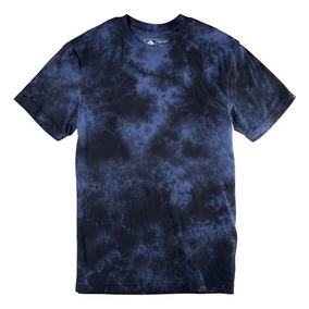 Remera Emerica Coma Wash Tee Batik Azul