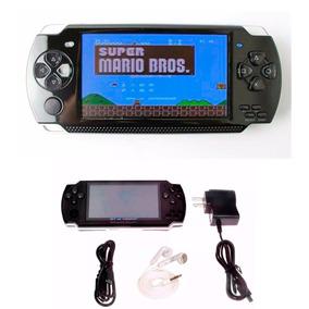 Video Game Pmp Portátil Multimídia 10000 Jogos Novacom