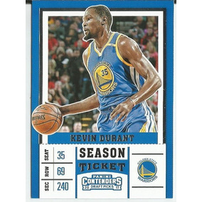 2017 Contenders Draft Picks Season Ticket Kevin Durant War 93577f3e582