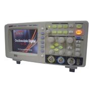 Osciloscópio Digital 2 Canais 25mhz 32 Kpts 50 Gsa/s Od-225