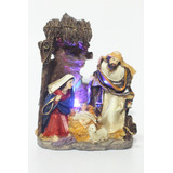 Nacimiento Casita 15cm Poliresina 529-32006 Religiozzi