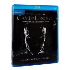 Game Of Thrones Juego De Tronos Temporada 7 Siete Blu-ray