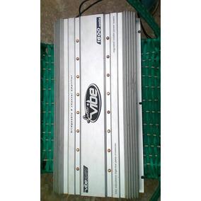 Planta De Sonido Amplificadora 2 Canales Lanzar Vibe 1600 W