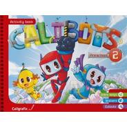 Calibots Preschool N°2 Caligrafix Ed 2021