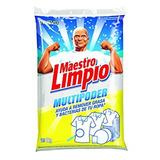Maestro Limpio Detergente Multiusos En Polvo 2 Kilos