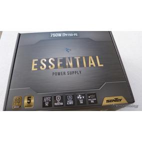 Sentey Essential 80 Plus 750w Sin Tocar A Reparar Box