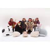Pesebre Figuras Pueblos Originarios, Tatitu