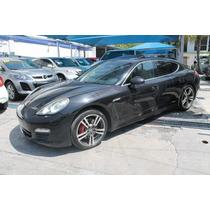 Porsche Panamera S V8 2010 Monterrey Seminuevo