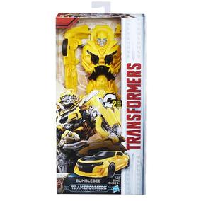 Transformers The Last Knight Changers Bumblebee 12 Pulgadas