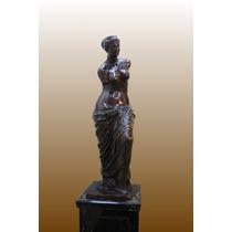 Escultura Bronce Venus De Milo Grande