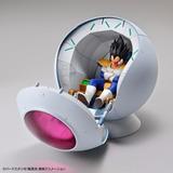 Saiyan Space Pod Nave Vegeta Dragon Ball Figure Rise Bandai