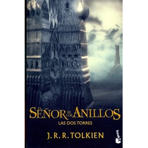 Libro El Señor De Los Anillos 2 Las Dos Torres