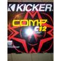 Bajo Kicker 12 Bobina Sencilla Nuevo