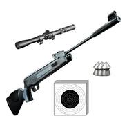 Rifle Fox Rebel Sr1400 Nitro Pistón Con Mira Cuotas