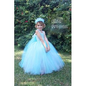 Disfraz Elsa Frozen Estilo Tutu Tutus ·   980 c438a426d7a