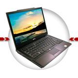 Notebook Dell Core 2 Duo 4gb 120gb Bluetooth 13.3p Win7