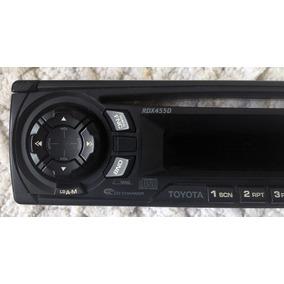 Cara Frontal Reproductor Toyota Mod.rdx455d