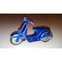 Juguete Antiguo Moto Vespa