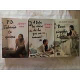 Libros Trilogia Jenny Han