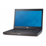 Workstation Dell Precisión M4800, Ci7 A 2.7, Ram16gb, Ssd256