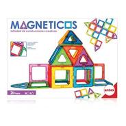 Bloques Magneticos Juguete Con Iman 26pcs Antex Edu Full