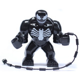 Figura Grande De 7.5 Cm Venom Spiderman Compatible Con Lego