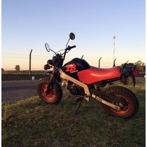 Moto Honda Zb 50cc 1988 Japon - Original 100% - De Coleccion