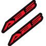 Adesivo Tuning Relevo 3d Abs Paralama M4 Moto Honda Xre 190