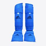 Espinilleras adidas Karate Wkf