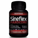 Sineflex Hardcore Novo Original 150 Caps Power Queimador 24h
