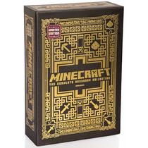 Libros Minecraft: The Complete Handbook Collection Nuevos!