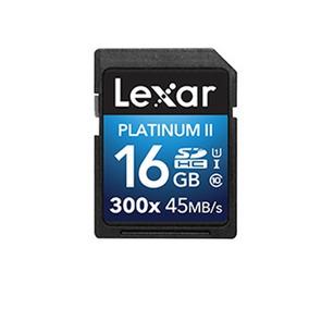 Memoria Sdhc C10 16gb Lexar Platinum Ii - La Compra Perfecta