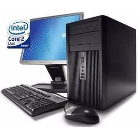 Pc 2018 Intel Dual Core J1800 2.41ghz ,2gb,500gb +monitor 19