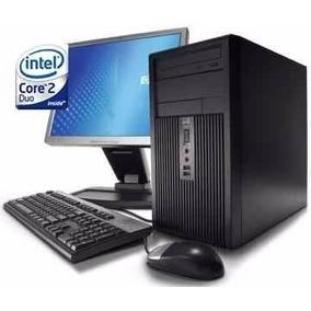 Pc 2017 Intel Dual Core J1800 2.41ghz ,2gb,500gb +monitor 19