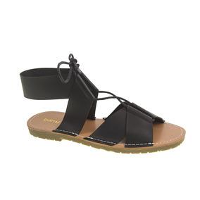 Zapato Dama Sandalia Emphasis Negro Sandals Chinese Laundry