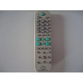 Controle Universal P/ Tv Philips Jvc Toshiba Sharp Lg Sony