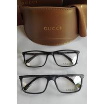 Lentes Monturas Gucci Con Estuche Originales Nuevos Colores