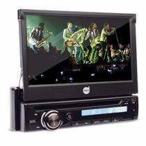 Dvd Retrátil 7 Com Bluetooth Phaser Ard7201