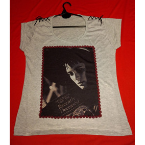 Remera De Lydia Deetz, Beetlejuice, Tim Burton, Dark, Goth
