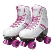 Patins 4 Rodas Retrô Clássico Menina Roller Skate Promoção