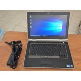 Laptop Dell Latitude E6420 I7 Hdmi 4 Gbram 320 Gb Excelente