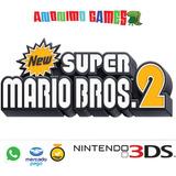 New Super Mario Bros 2 Código Original Nintendo 3ds