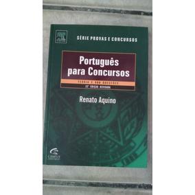 Português Para Concursos - Renato Aquino